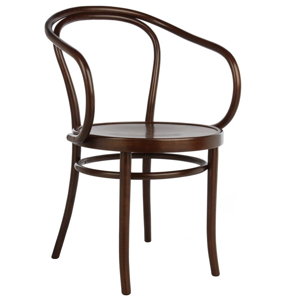 Replica No B9 Le Corbusier Bentwood Armchair by