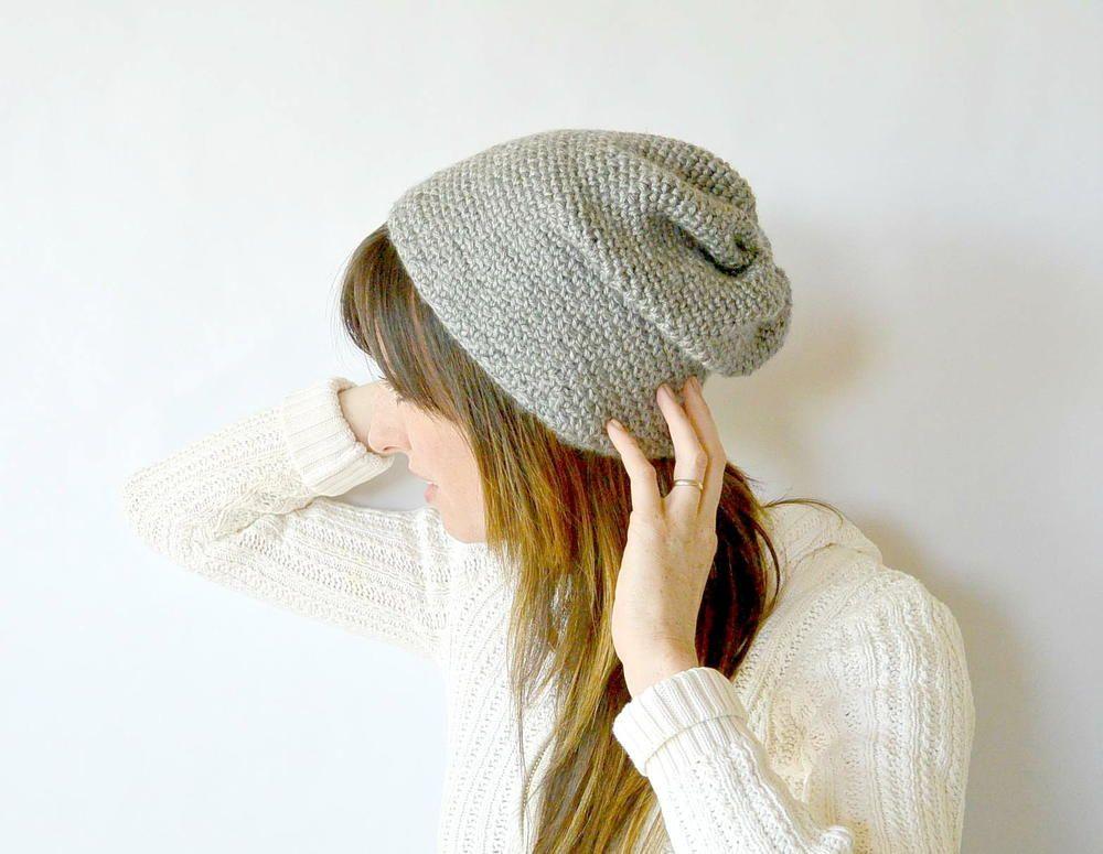 Favorite Style\'n Slouch Beanie | Handmade gifts | Pinterest