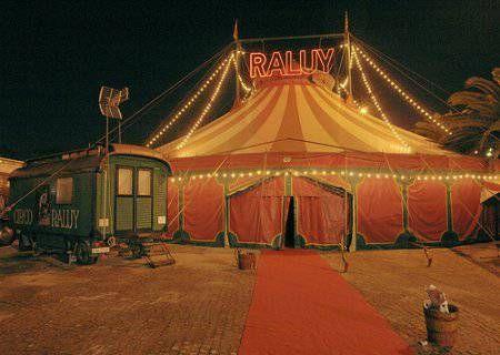 Illuminazione circo