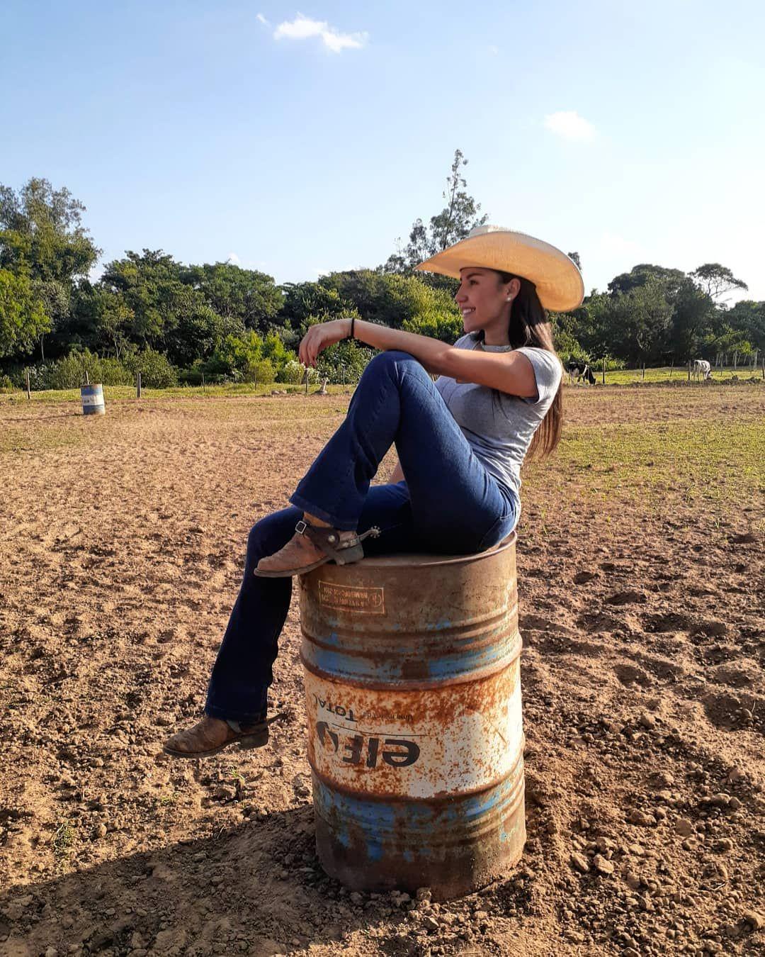 Mujeres Bonitas De Campo Y Rodeos