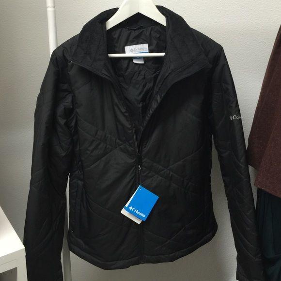 🆕 Columbia snowmelt valley jacket size L Columbia snowmelt valley jacket size L NWT•••Automatic 15% discount on bundles of 3+ items 🛍••• Columbia Jackets & Coats