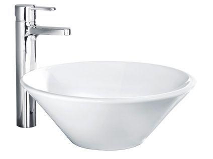 Cosima Aufsatzschale Rund 42 Durchm Vigour Waschbecken Produkte