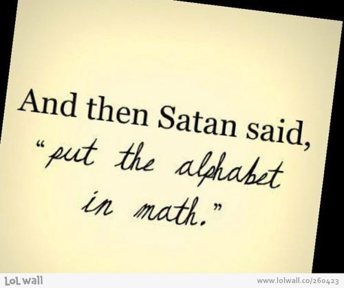 And then Satan said.... on LOL Wall, by Magda Lena on imgfave ...