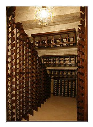 Under The Stairs Closet Wine Cellars Build A House In
