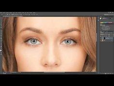Técnica De Retoque Y Suavizado De Piel En Photoshop Cs6 Tutorial De Photoshop Youtube Retoque Fotografico Photoshop Tutoriales Photoshop