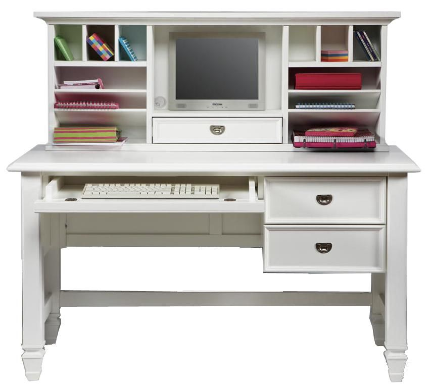 Belmar Youth Desk And Hutch By Holland House