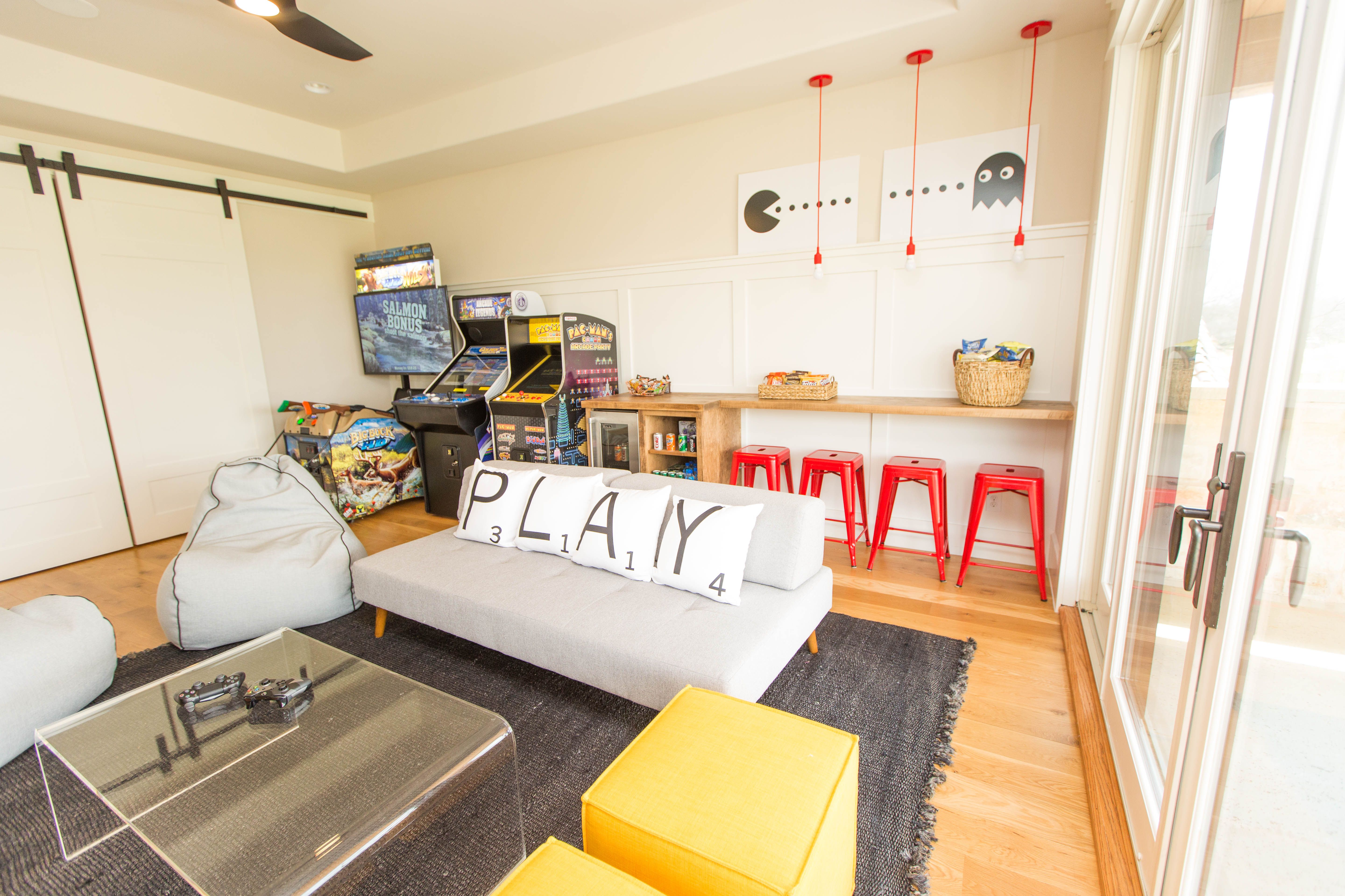 Some games are timeless for a reason. Video game themed rooms, if done right, can add a certain ...
