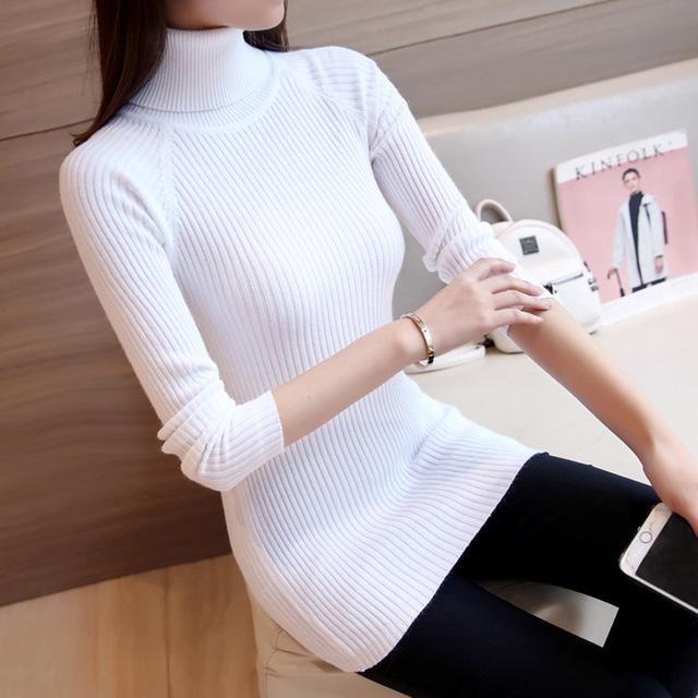 Turleneck Sweater