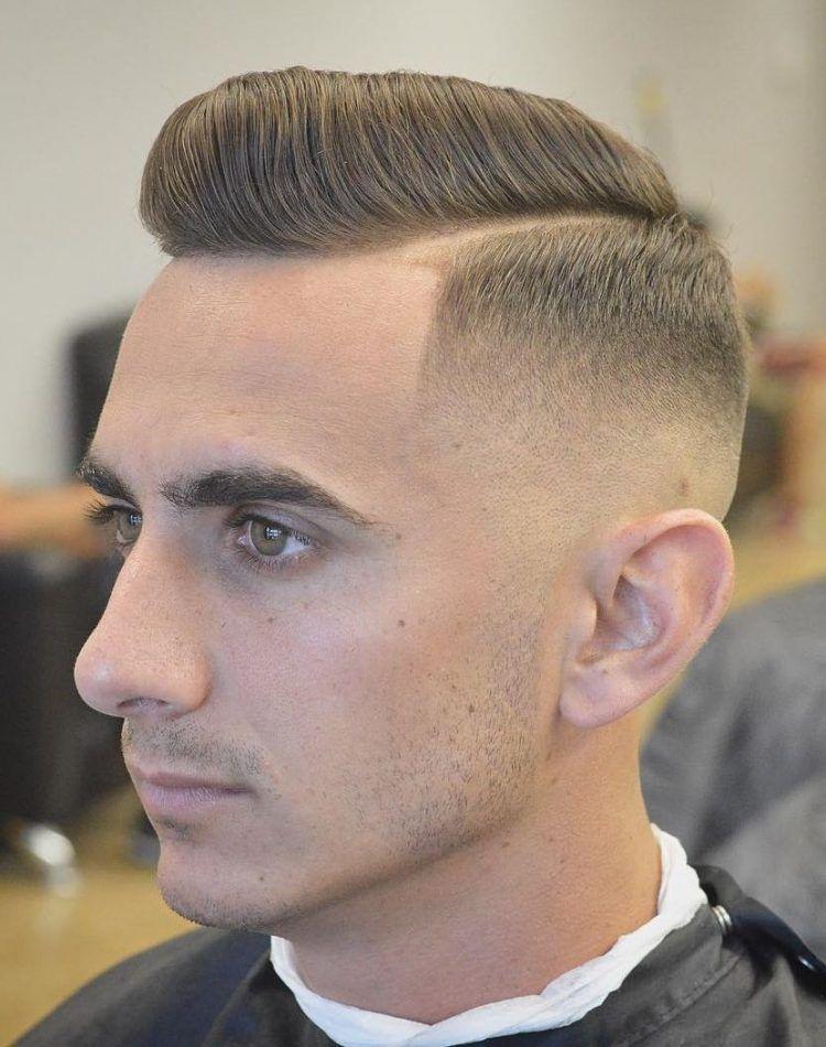 Gentlemens Guide Skin Fade Pompadour Gentlemen Gentlemenspeak Gentlemenstyle Gentlemenslounge Gent Military Haircut Mens Haircuts Short Haircuts For Men
