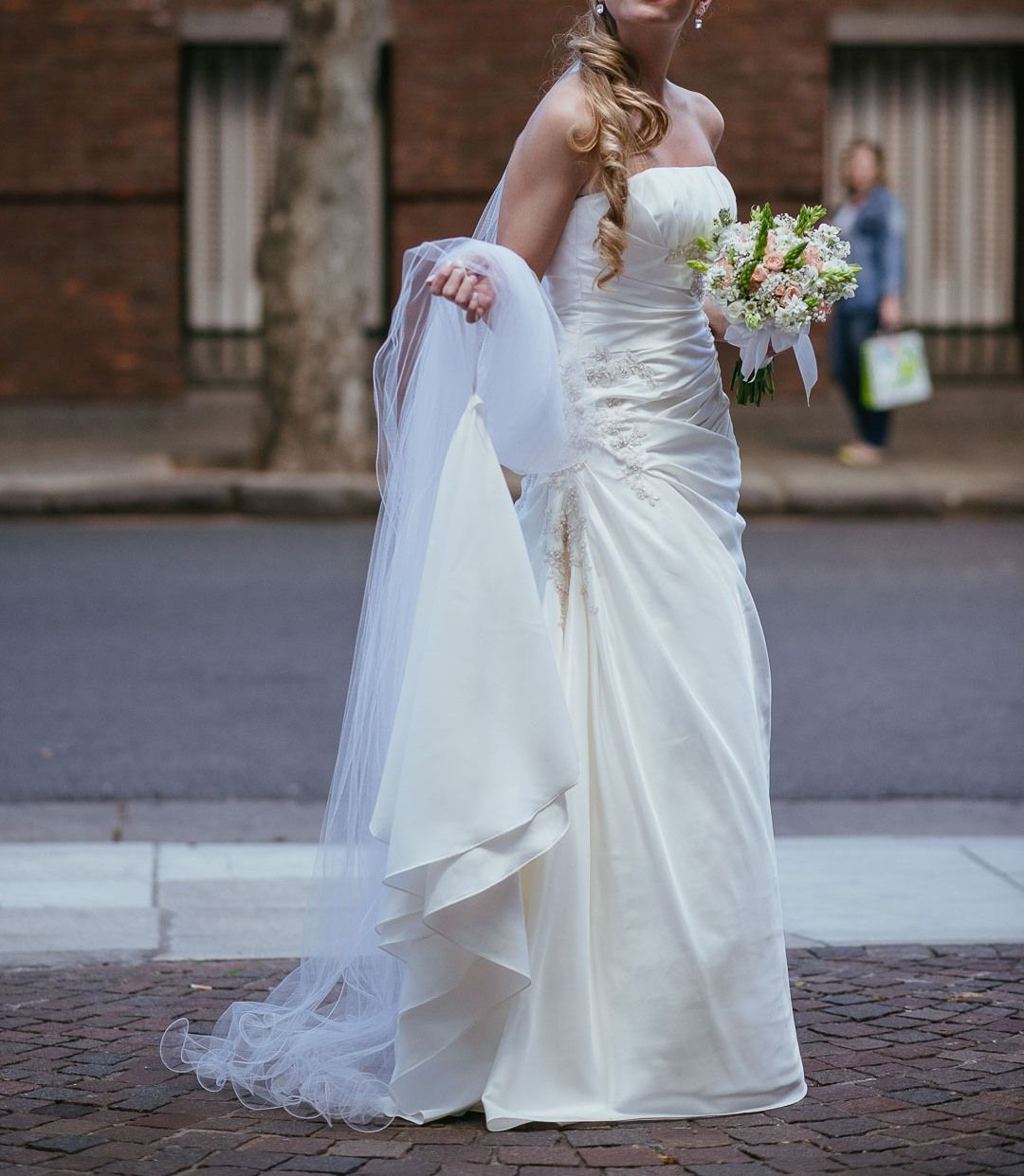 Nuevo vestido publicado! David´s Bridal Miami -T34 ¡por sólo $6500 ...