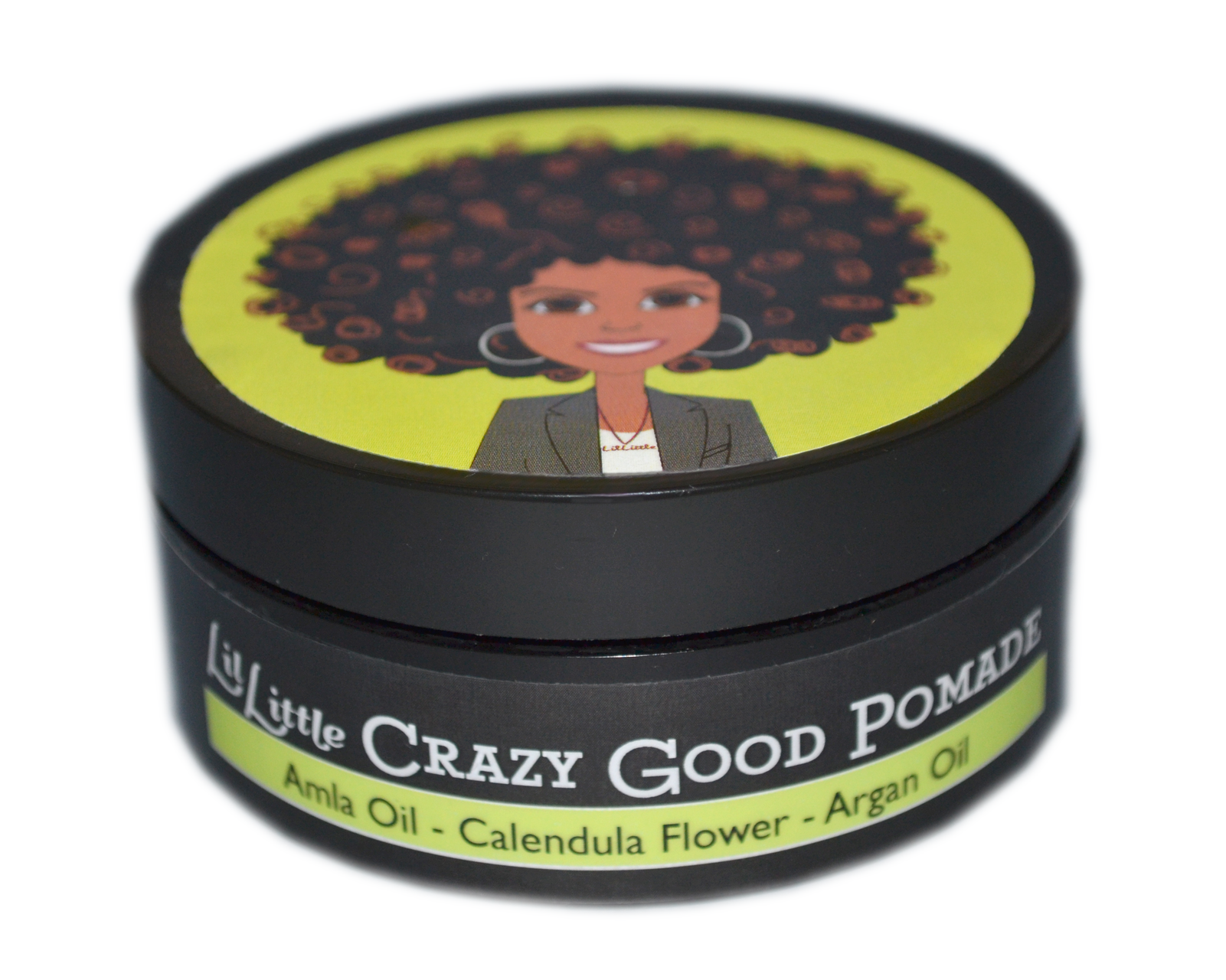 Lil Little Crazy Good Pomade w/ Amla Oil, Calendula Flower