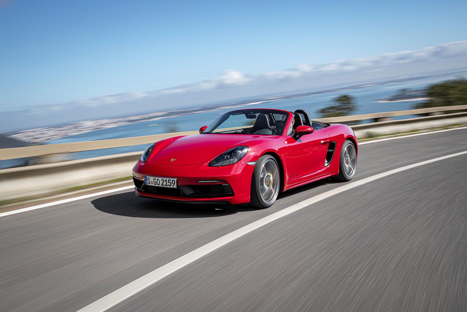View Porsche Cayman Gts 2020 Precio