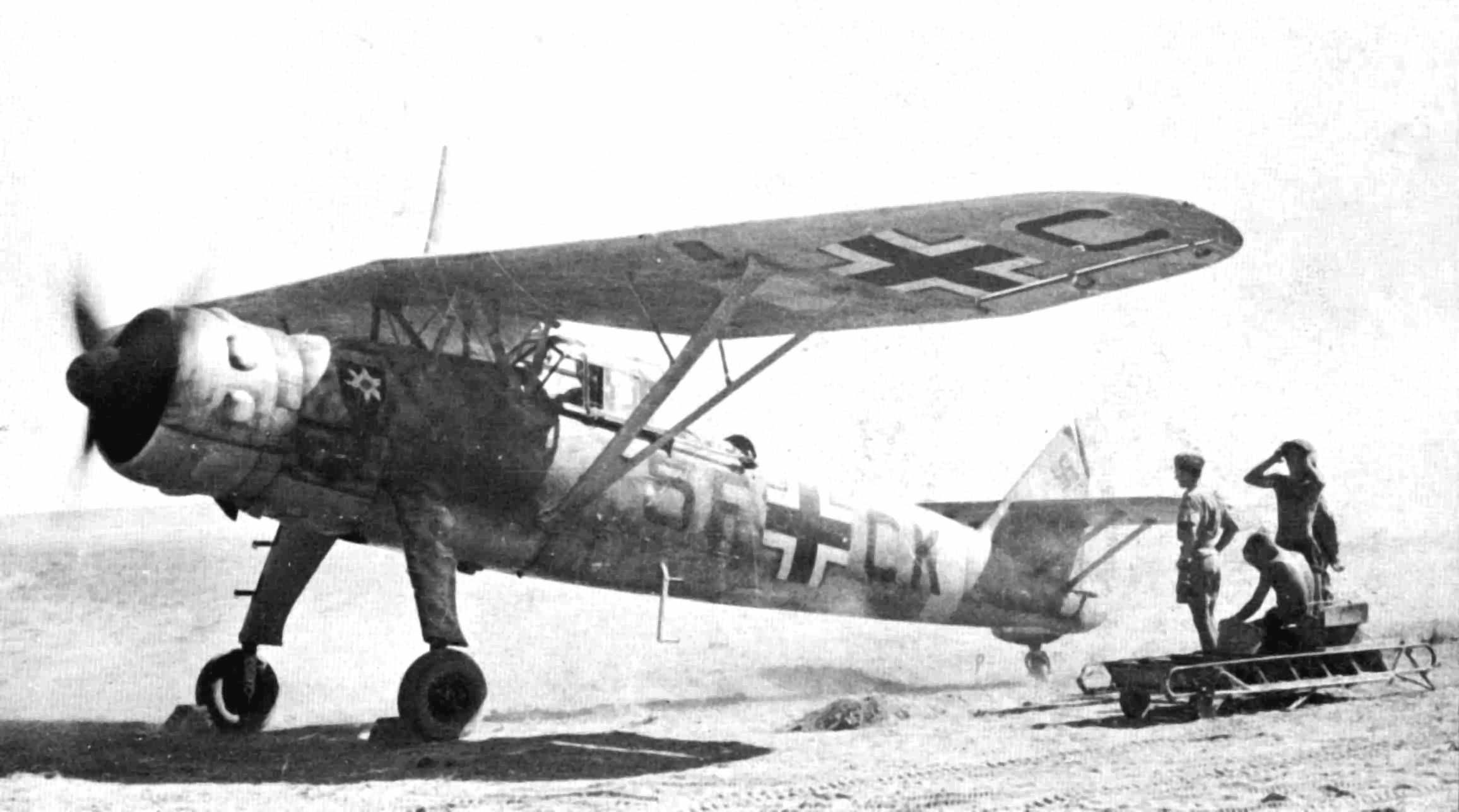 Image result for German Henschel HS 126