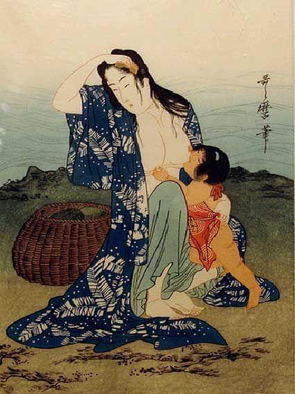 arte japones pintura - Buscar con Google