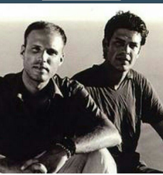 Christopher Von Deylen And Mirko Von Schlieffen Approximately 2001