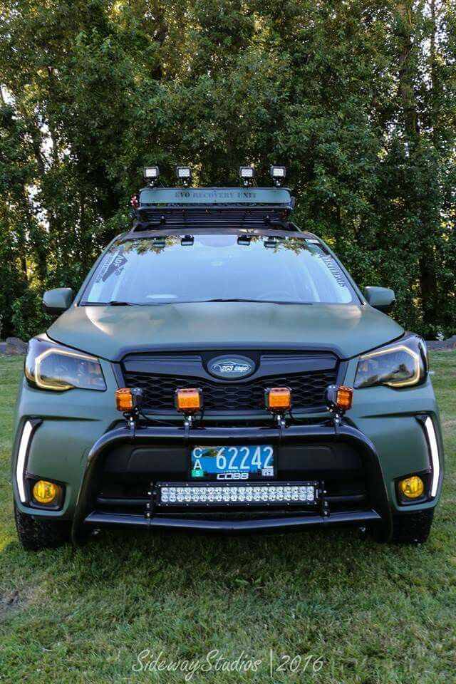 Anyone Know Who Makes This Bumper Subaru Ideas Subaru