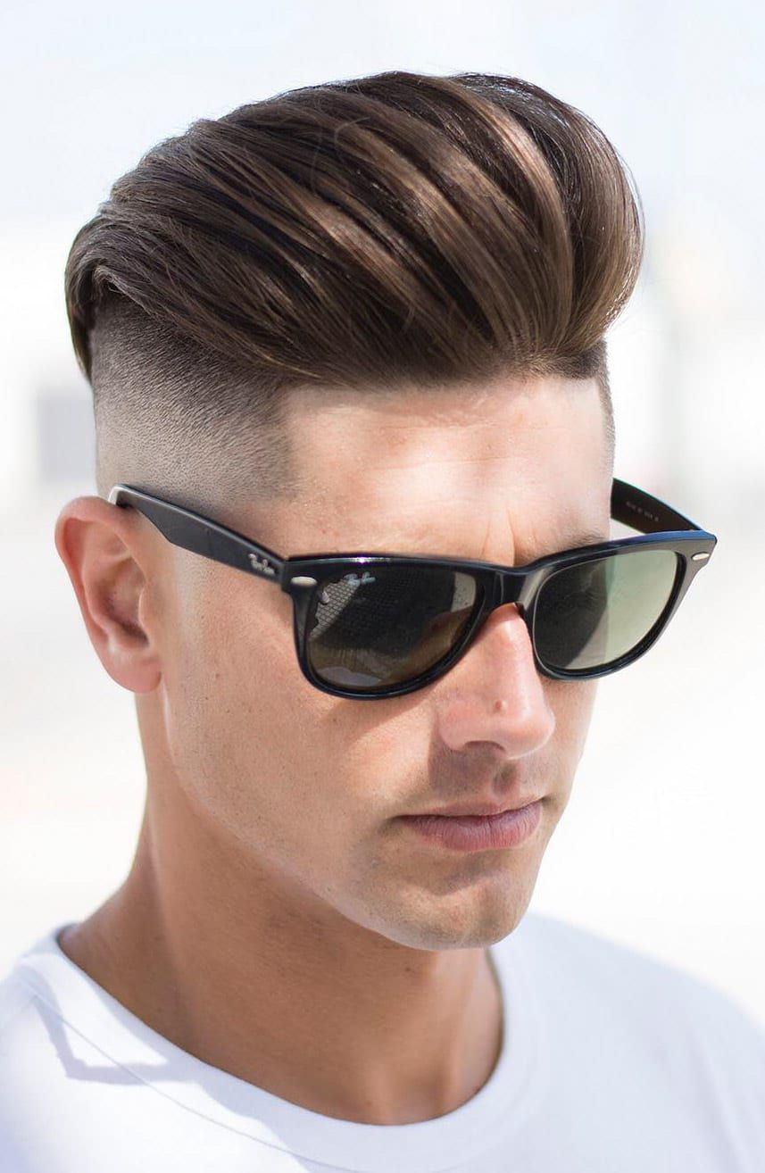 handsome and cool – the latest men's hairstyles for 2019