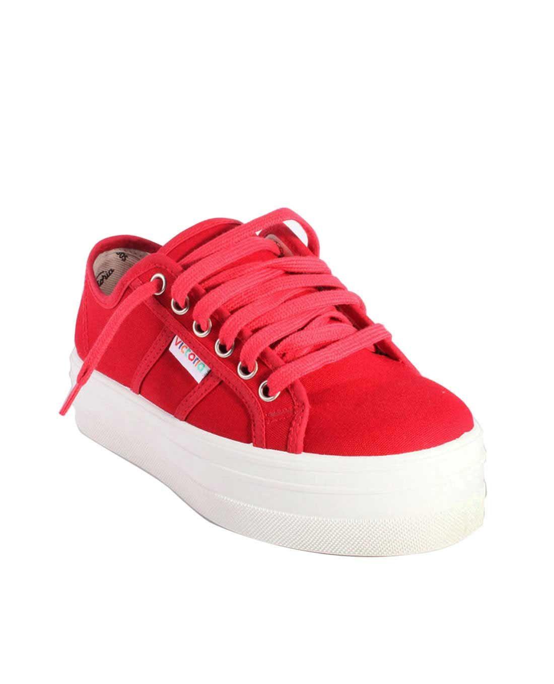 VictoriaSneakersBoots Srta De Pin albins En Zapatillas Y Shoes QrdthCxsB