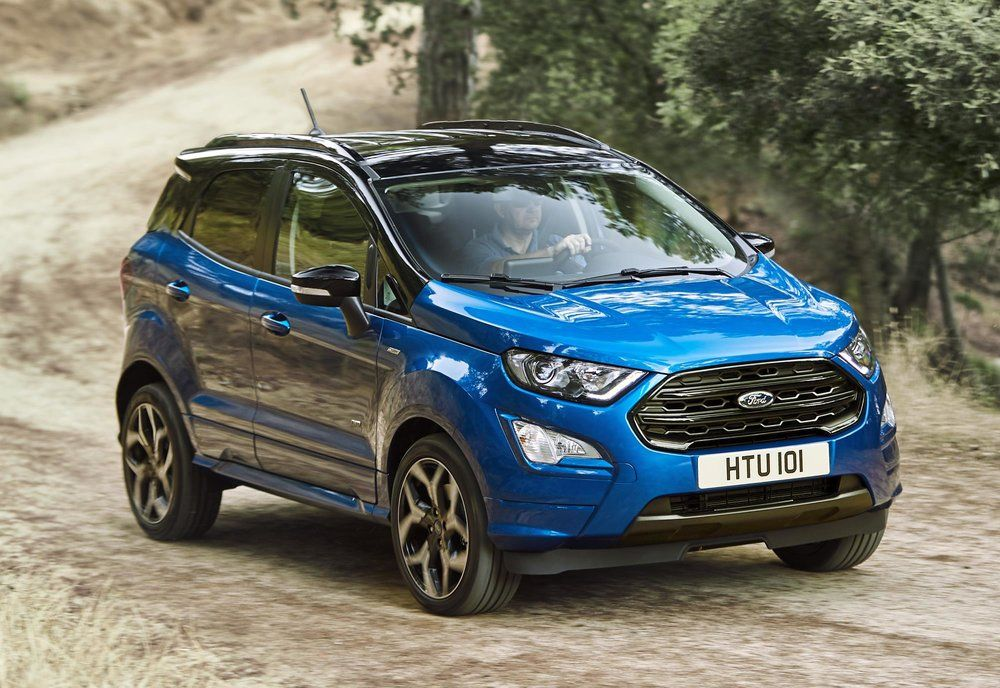 Revamped Ford Ecosport Adds St Line New Car Net Ford Ecosport Ford Small Suv