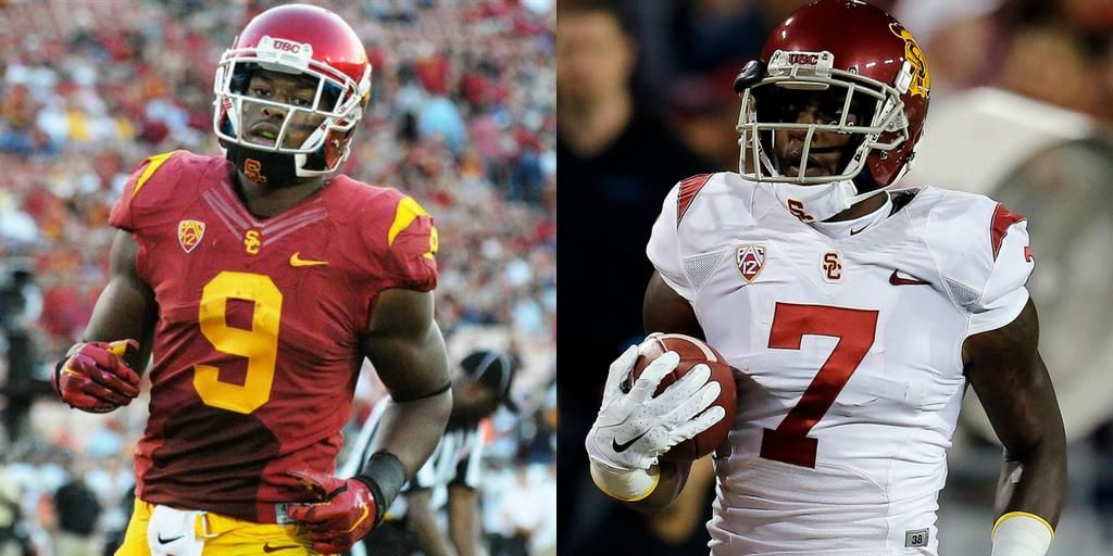 Athlon sports on with images usc athletics usc fall