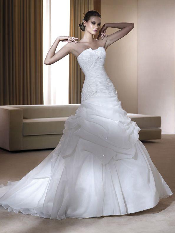 Svatebni Saty Prodej Pronovias Florida Svatebni Saty Wedding