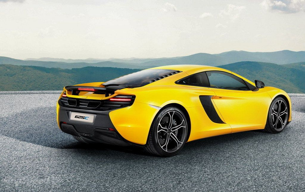 McLaren 625C Wallpaper