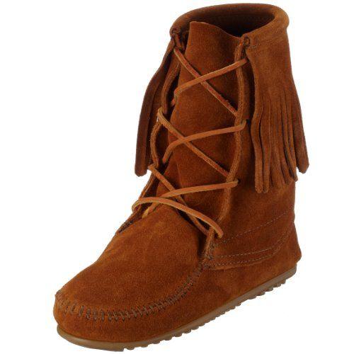 Minnetonka Trampers Boots Minnetonka Ankle Boots Boots Women Fashion