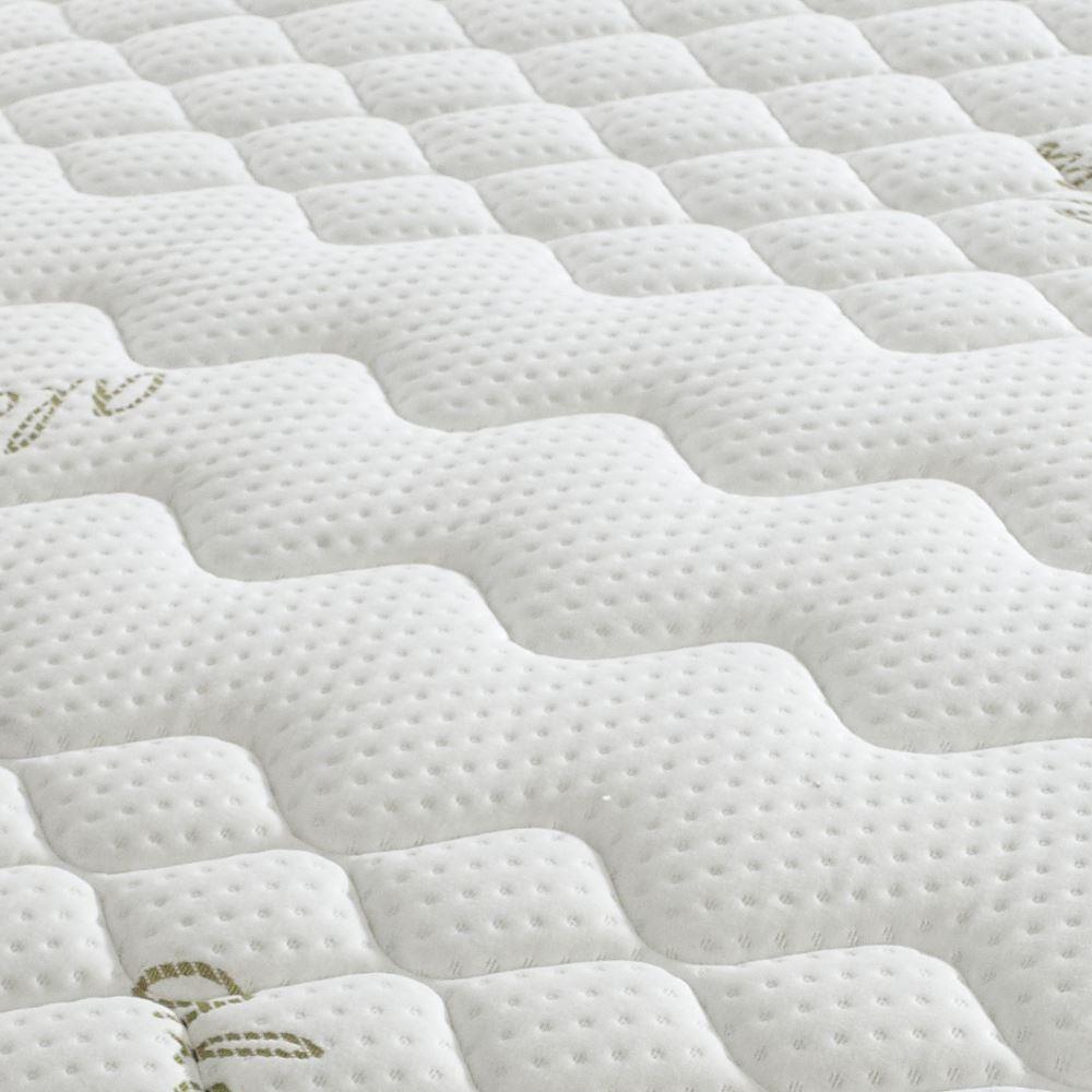 Aloe Vera 1500 Pocket Sprung Memory And Reflex Foam Mattress 6ft Super King Size 180 X 200 Cm Foam Mattress Memory Foam Mattress