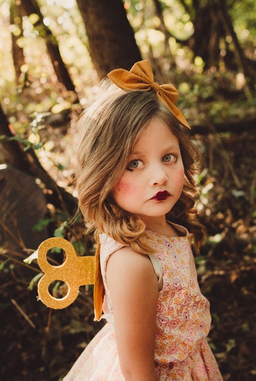 This Madeline Costume Is Why All Toddlers Should Dress Up As Their Favorite Book Characters for Halloween