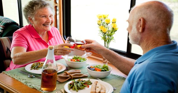 Senior Nutrition - or Lack of It - and the Impact on their Lives and Health
