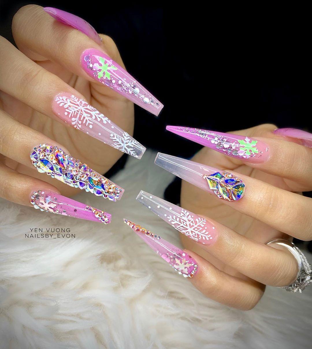 Nail Art Rose In 2020 Rose Nail Art Nails Nail Art Designs