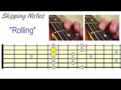 (30) How To Make Guitar Scales Sound Good YouTube Гитара