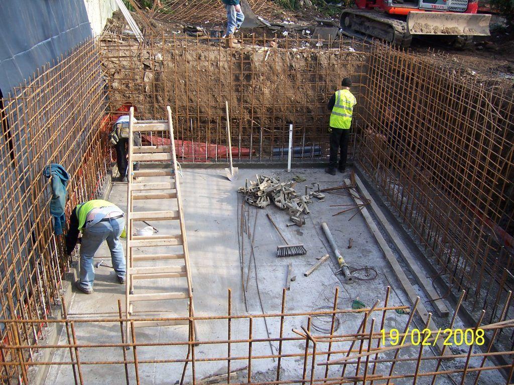 basement construction methods basement construction ideas ...