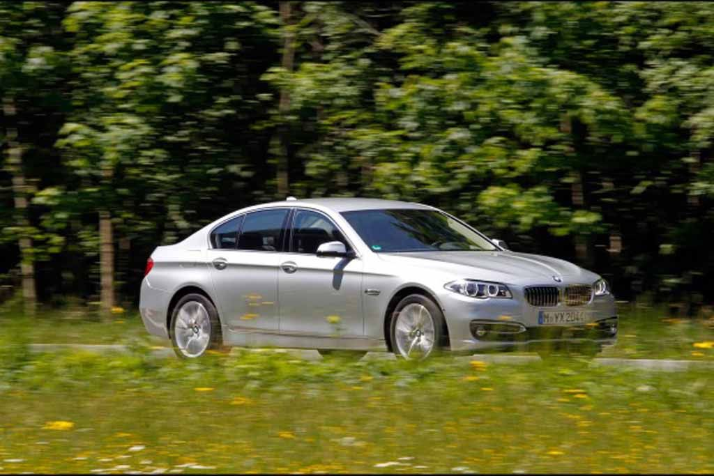 2015 BMW 5 Series Facelift Release Date