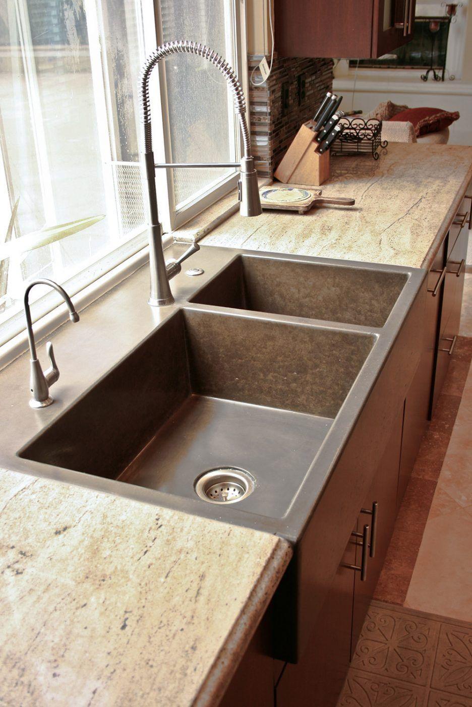 Marvelous Custom Kitchen Portfolio By Concrete Wave Design