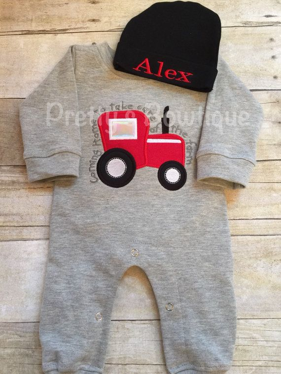 Baby Boy Coming Home Outfit -- Coming home to take care of ...