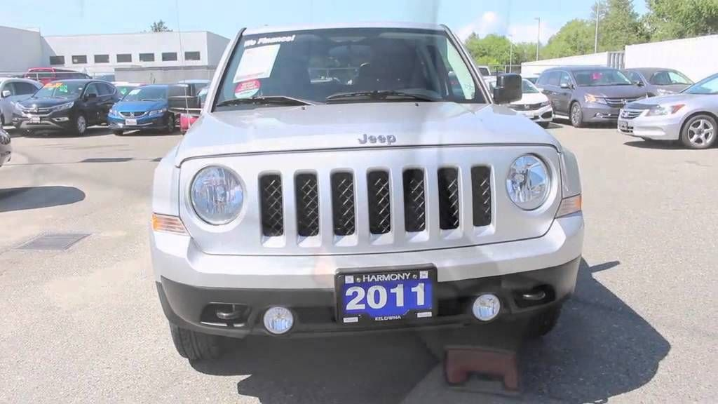 2011 Jeep Patriot 15284A NORTH EDITION Low Mileage