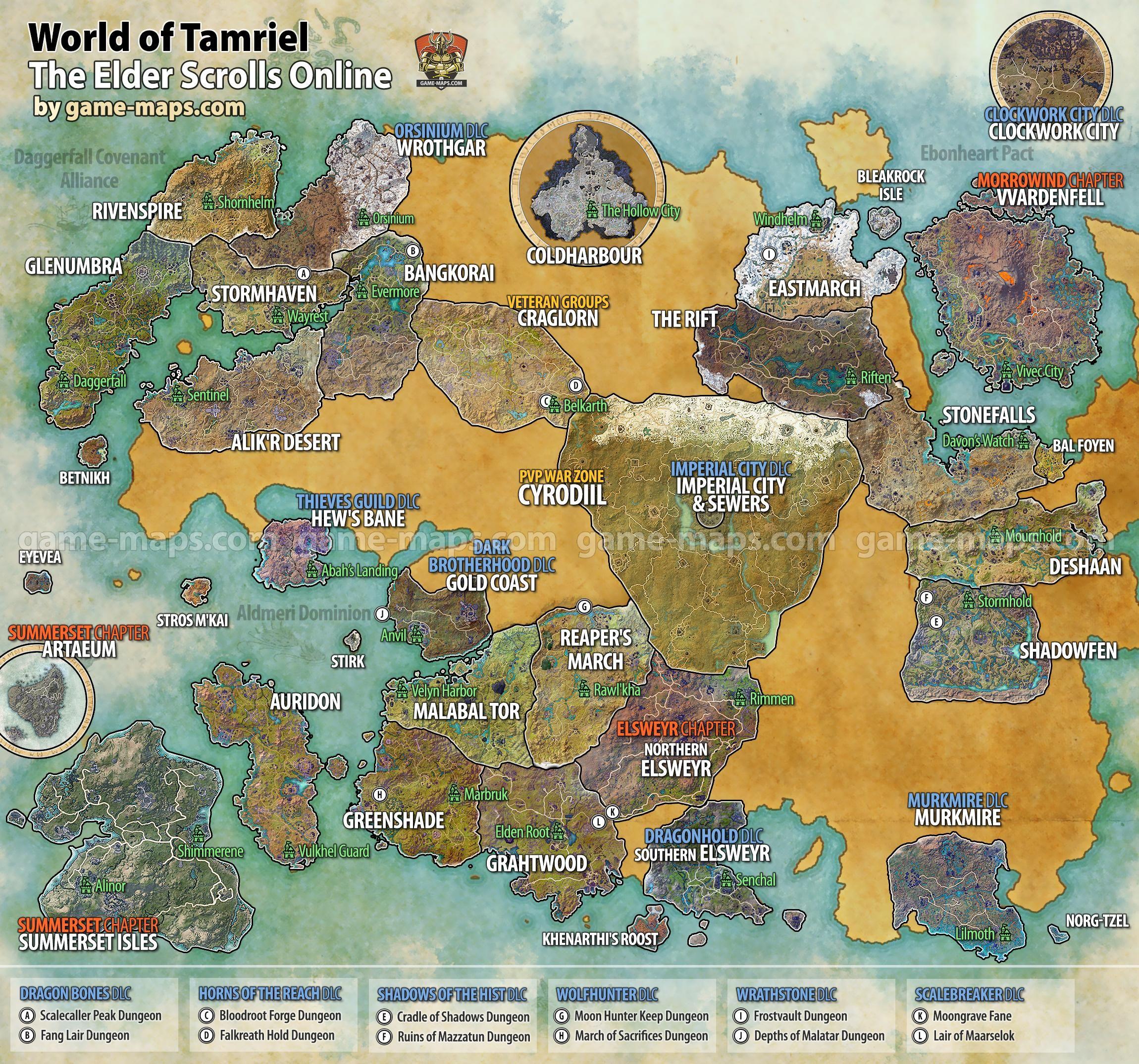 ESO-World-Map-Tamriel.jpg in 2020   Elder scrolls online ...
