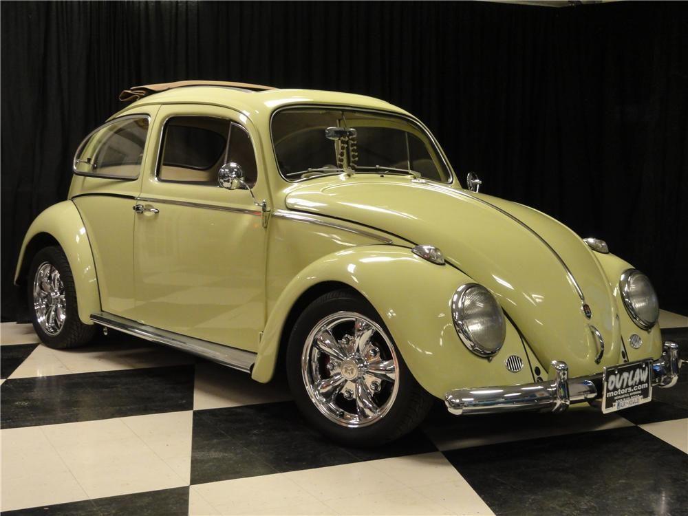 1961 VW Bug Fresh Rebuild - Buy Classic Volks