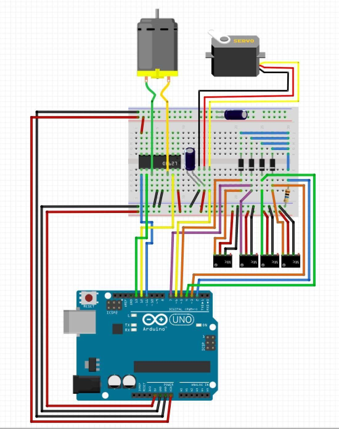 Fritzing Pt 2 Final Project Physical Computing Pinterest Circuit Board Physics Finals Science