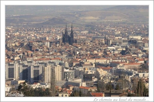 Clermont-Ferrand in Auvergne