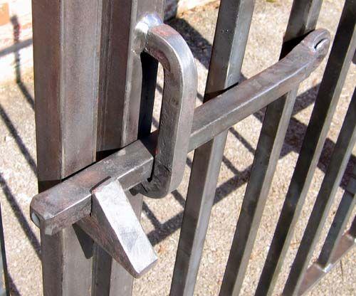 Pengunci Pintu In 2020 Metal Working Blacksmithing Iron Work