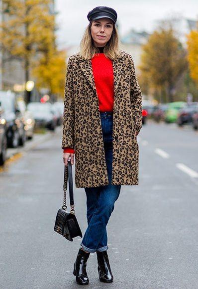 Why you should choose a leopard-print coat  d06d6fb12c9