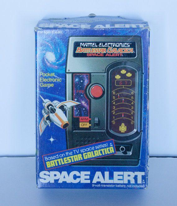 Battlestar Video Game