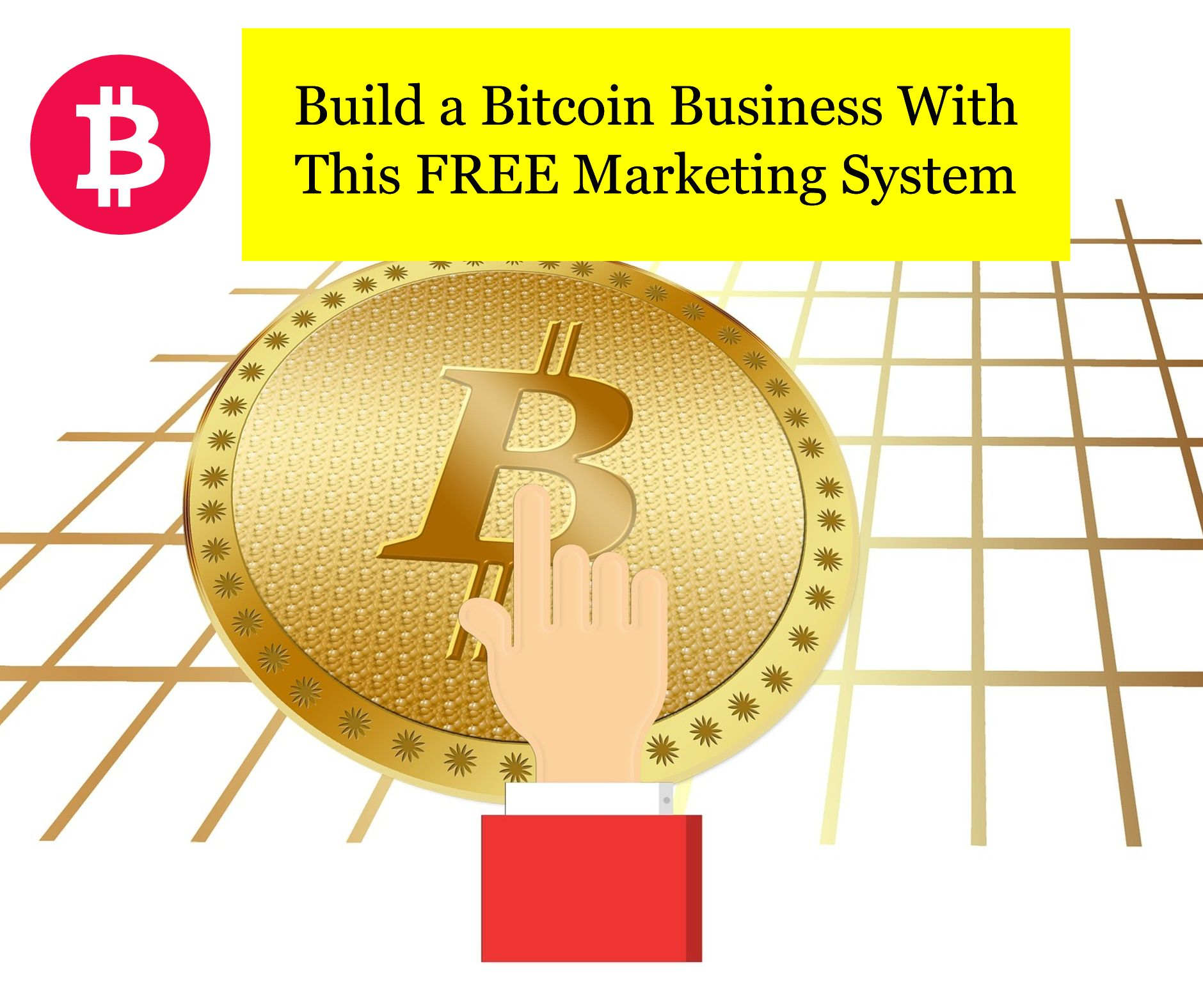 bitcoin marketing system