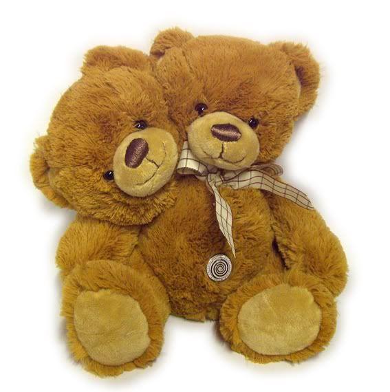 Two-Headed Teddy Bear by Ted & Eddy  | Toys for me | Creepy stuffed