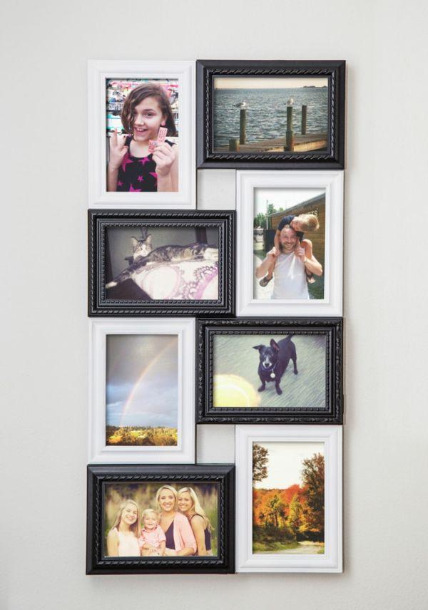 Posterrahmen und Fotorahmen Collage für Ihre persönliche Geschichte