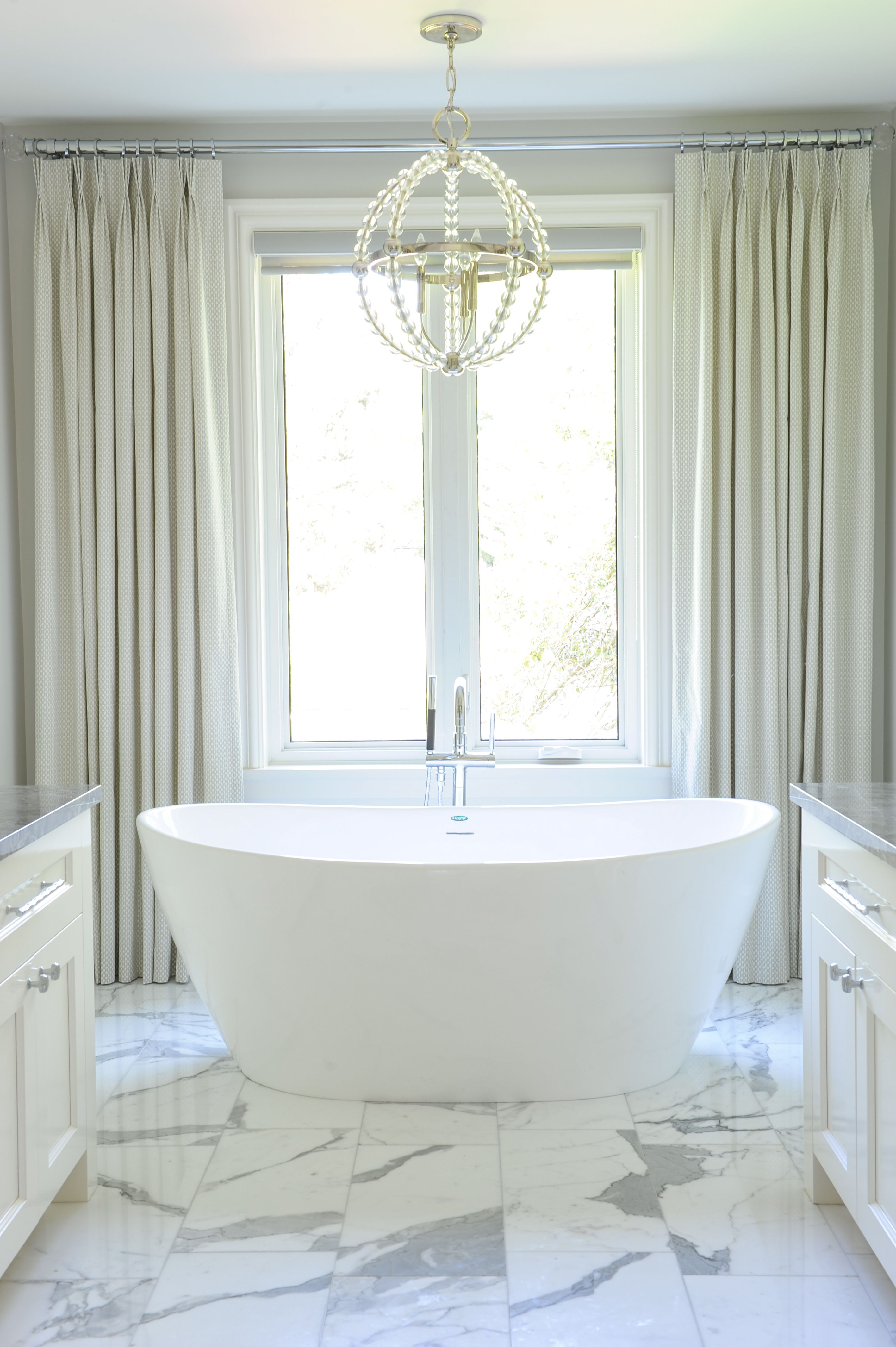 Master Ensuite Designed By Enviable Designs Less Contemporary Tub - Master ensuite bathroom designs