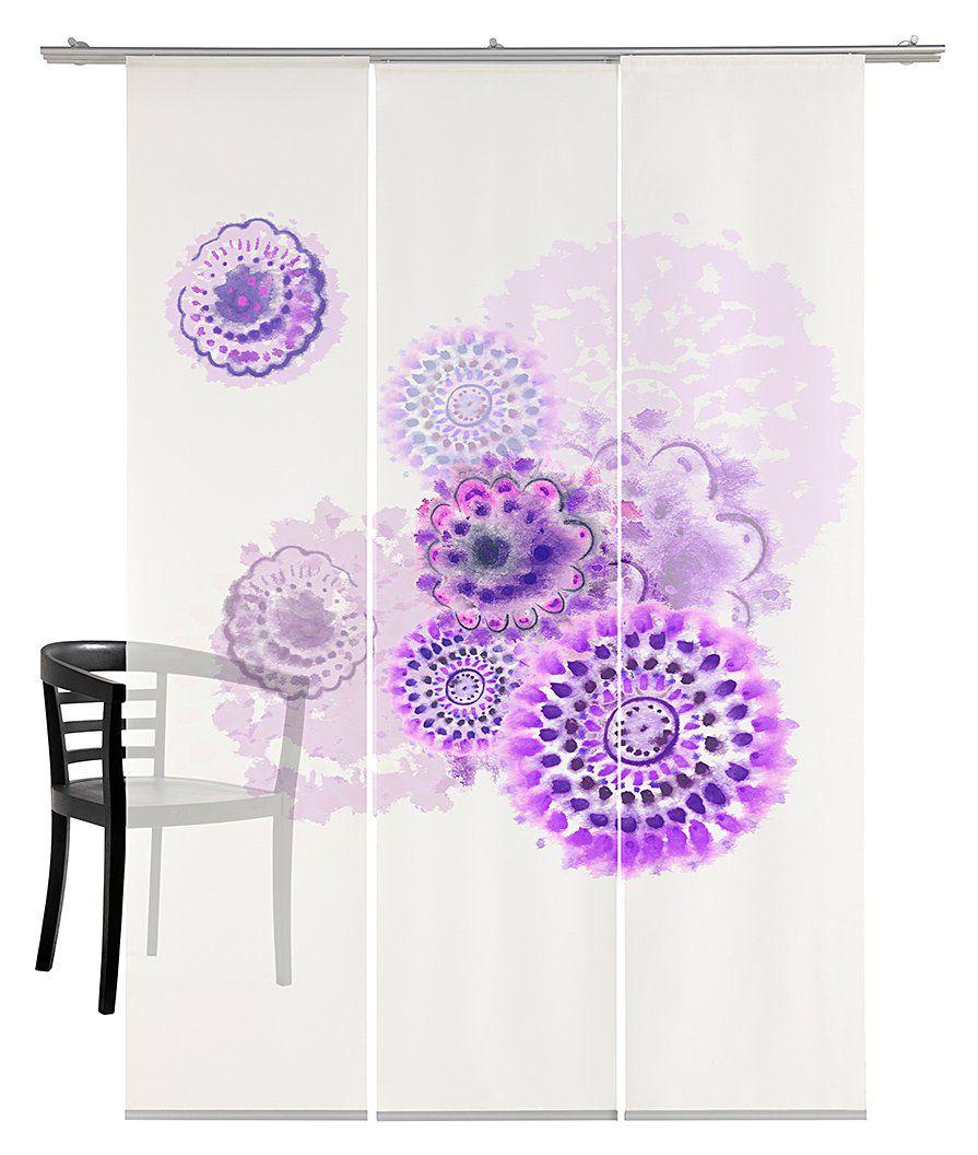 emotion textiles panneau japonais tp 895 1056 d co pinterest. Black Bedroom Furniture Sets. Home Design Ideas