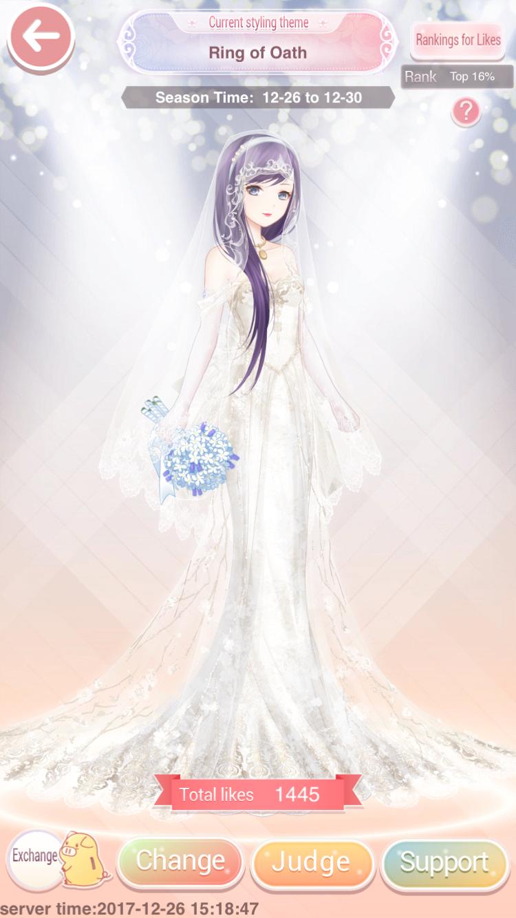 Fantasy Anime Girl Dress Up Games